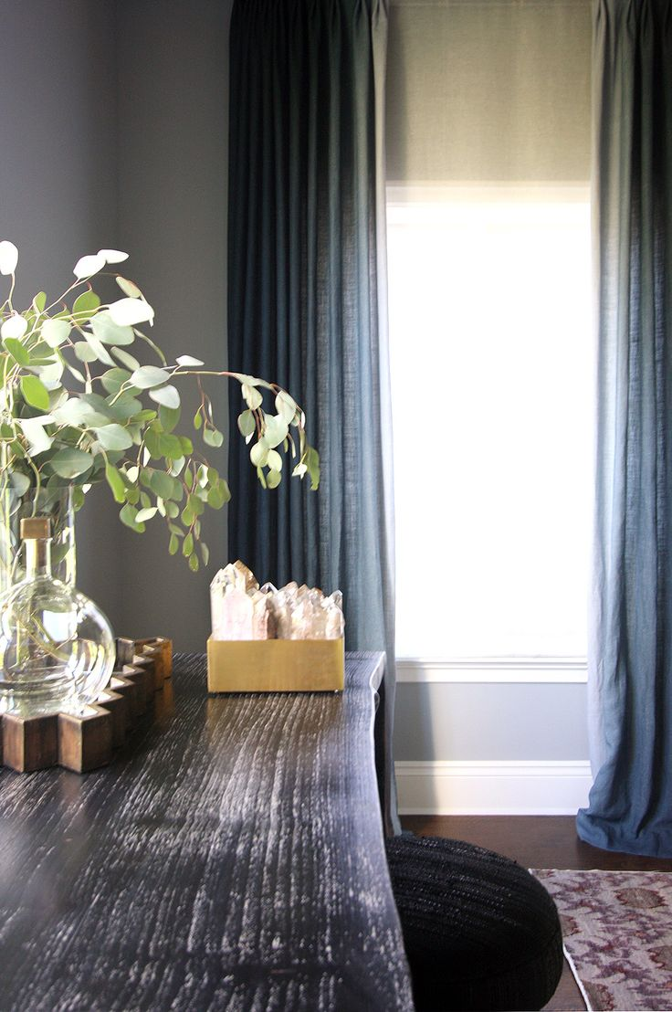 25 Best Ideas About Dark Curtains On Pinterest Black Curtains .