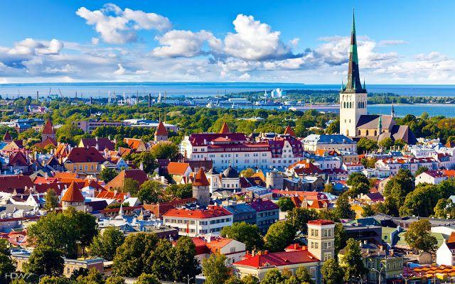 erasmus.ee: let´s go to Estonia