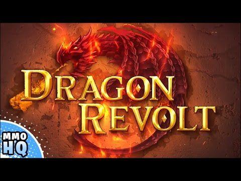 Dragon Revolt-เวิลด์ออฟดราก้อนเปิดลงทะเบียนล่วงหน้าแล้ววันนี้! : mustplay.in.th