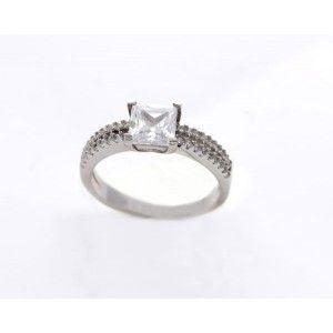 925 ayar, gümüş bayan yüzüğü
