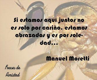 Frases De Canciones De Estelares De Manuel Moretti Frases