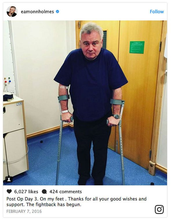 Eamonn Holmes says he wanted to 'THUMP' billionaire tycoon who left him in agony after op - http://buzznews.co.uk/eamonn-holmes-says-he-wanted-to-thump-billionaire-tycoon-who-left-him-in-agony-after-op -