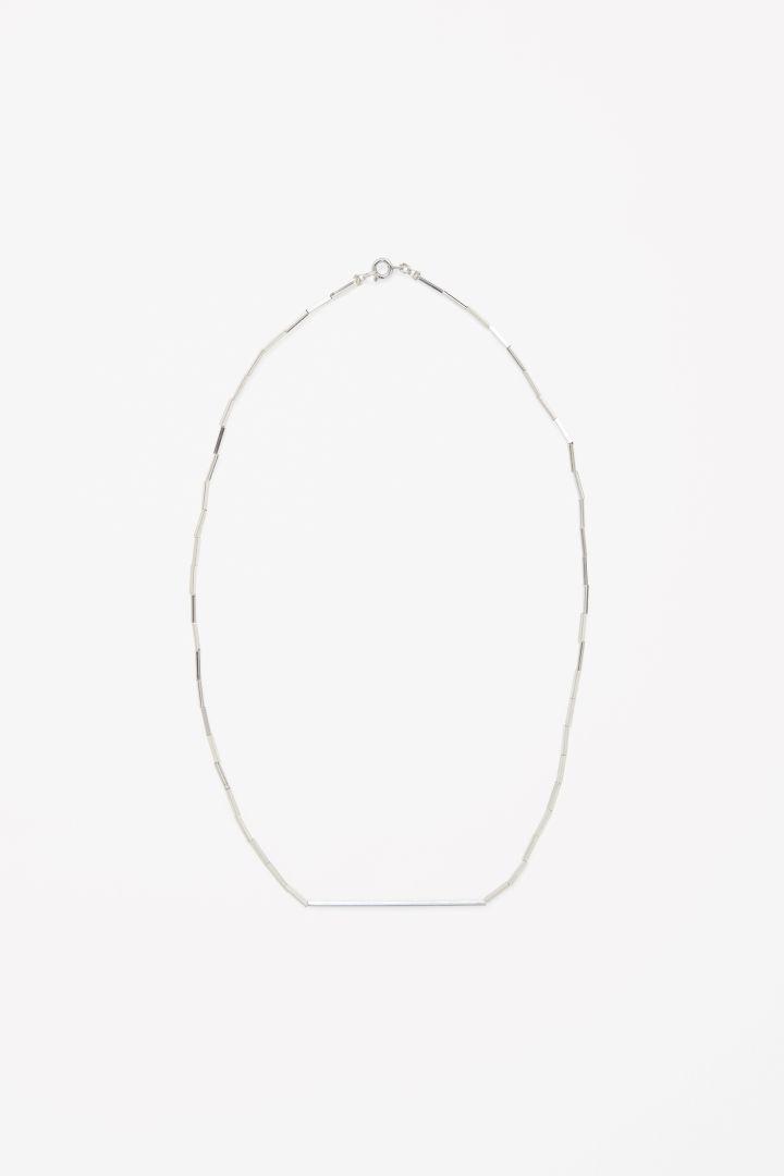 COS | Metal bead necklace