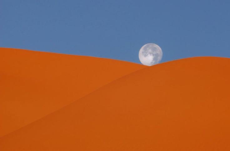 I colori del deserto, Libia