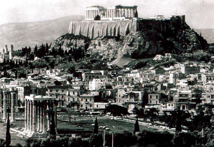 Griechenland in historischen Fotografien