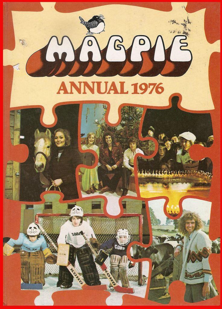 Magpie Annual, 1976 - Retronaut