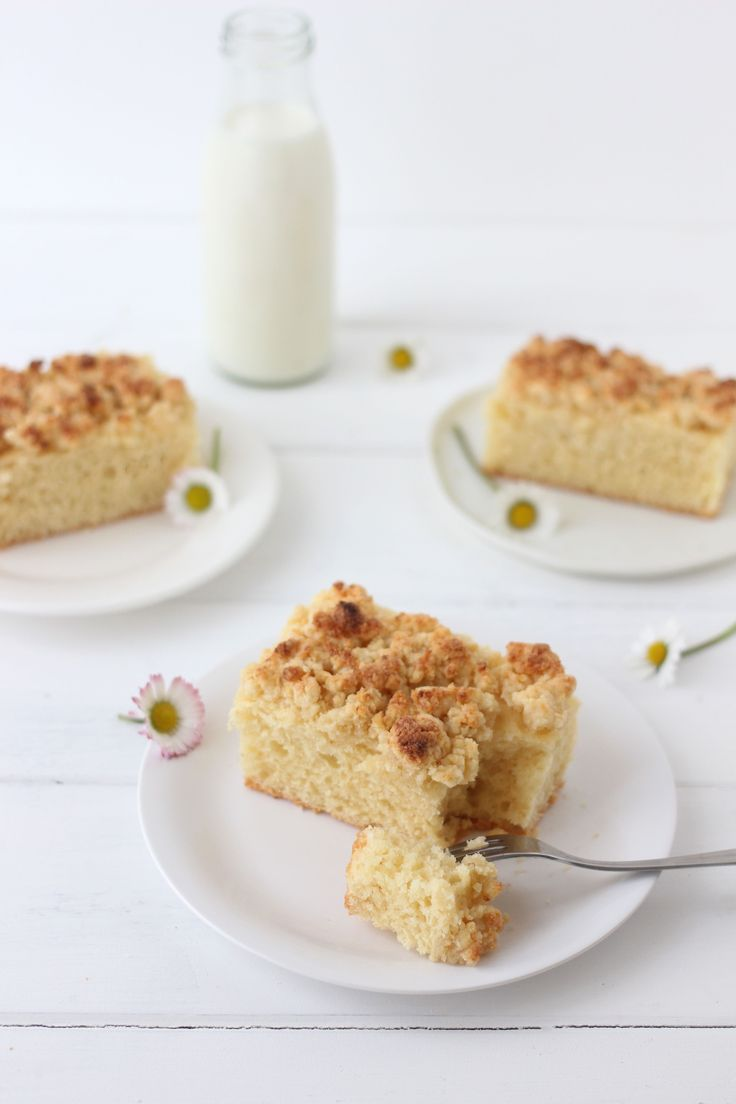Streuselkuchen fruktosearm laktosefrei - fructo-free