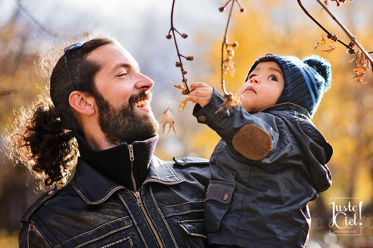 Father and son fall session montreal family photographer www.justeciel.ca
