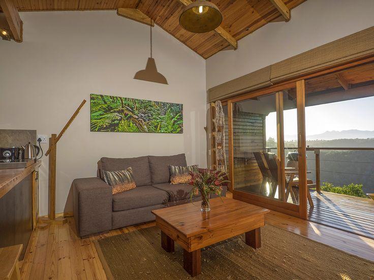 Cliffedge cottage Lounge area.
