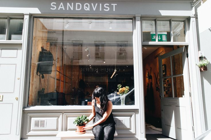 Meet Bea, our beloved new manager at the Sandqvist London Store in Soho!