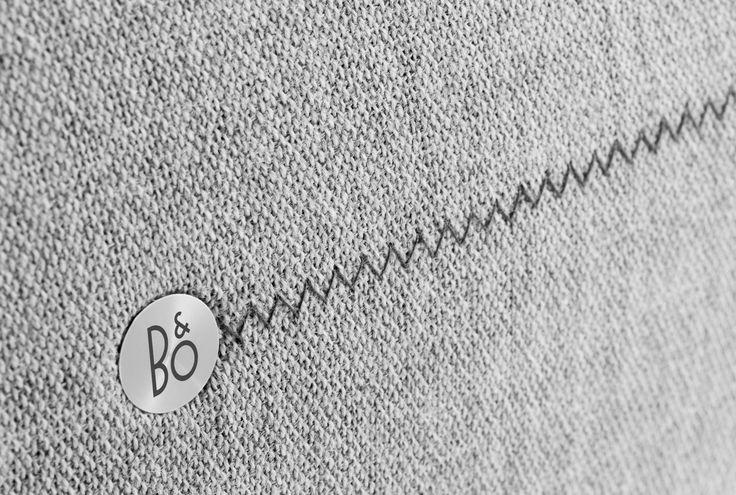 Brand: Bang-Olufsen; Model Name: BeoPlay A6; Designer: ?; Time: 2015; Fabrics Material: Kvadrat (Danmark)