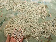 Resultado de imagen de maltese lace history