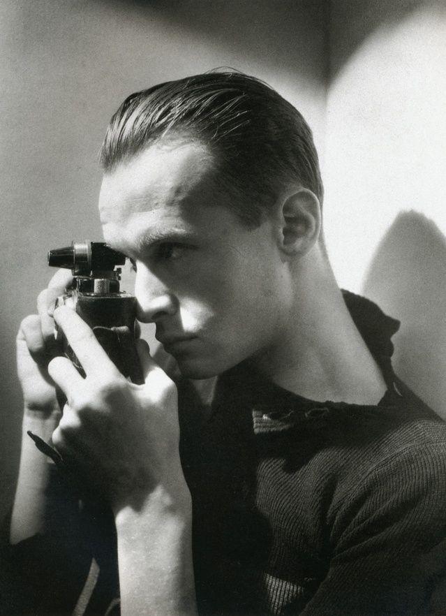 Πορτρέτο του Henri Cartier-Bresson από τον George Hoyningen-Huene