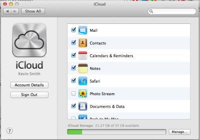 First, make sure iCloud is activated on all of your devices. Here's how to activate it on Mac.