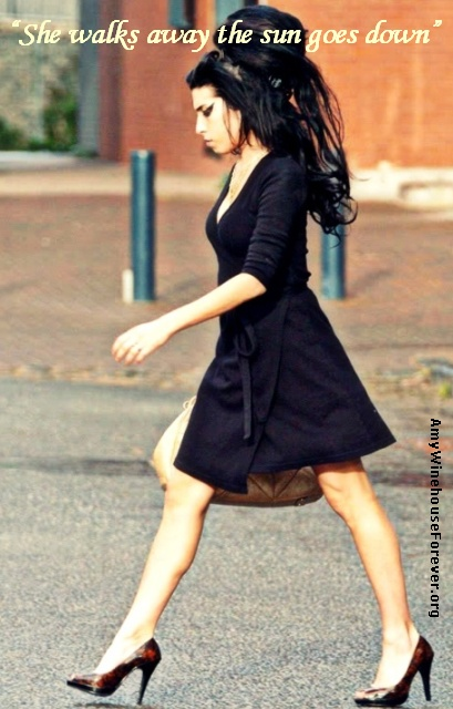 Amy Winehouse quotes about music, love and life