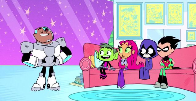 183 Best Teen Titans Go Images On Pinterest  Teen Titans -8362