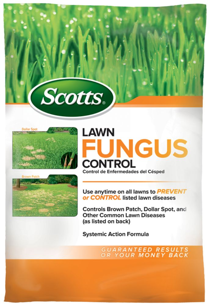 Scotts Lawn Fungus Control