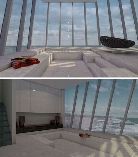 VISI / Articles / The Cliff House by Modscape
