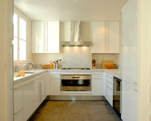 The 25+ Best Small U Shaped Kitchens Ideas On Pinterest | U Shaped Kitchen  Diy, U Shaped Kitchen And Designs For Small Kitchens Part 71