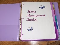 Pin now read later:  TONS of home organization printables here to include in an organizational binder.  Like:  Calendars, To do lists, Chore Charts, Menu Plan Charts, etc.
