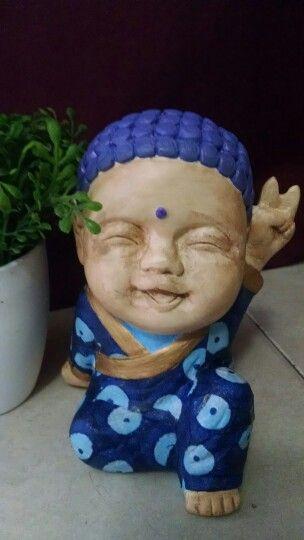 Buda de la paz