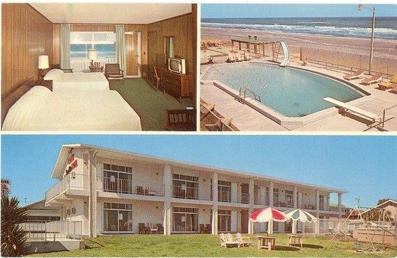 Jacksonville Beach -  Tabb's Seaside Motel Apartments