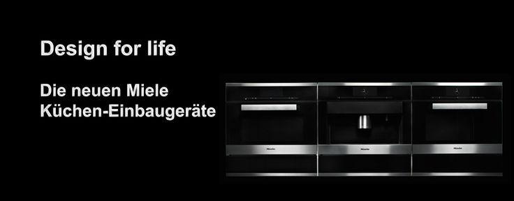 Entdecken Sie Die Neue Generation Der Miele Küchen-Einbaugeräte