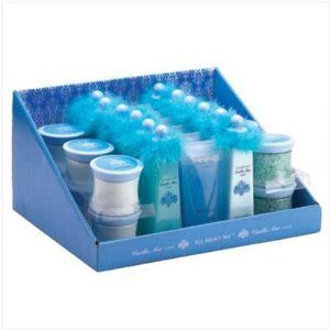 All About Me Vanilla Mist Bath & Body Display - Case Pack 30 SKU-PAS705675 by DDI. $43.50. All of the products showcased throughout are 100% Original Brand Names.. 100% SATISFACTION GUARANTEED. Please refer to the title for the exact description of the item. All About Me Vanilla Mist Assorted Bath & Body Counter Display. Everyone deserves the star treatment every now and then, and these luscious luxuries delight anyone's inner diva! Rich vanilla mist fr...