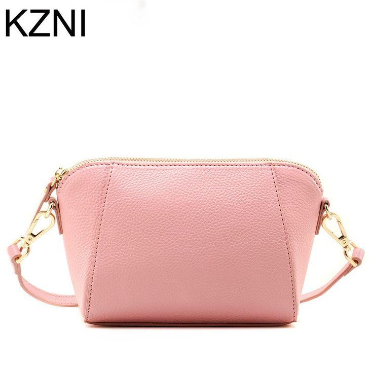 33.21$  Buy here  - KZNI genuine leather handbags luxury crystals 2017 women evening bags designer luxe handtassen vrouwen tassen designer L010130