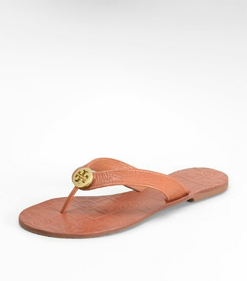 Tory Burch Tan Thora Sandal - A basic accessory you must own!