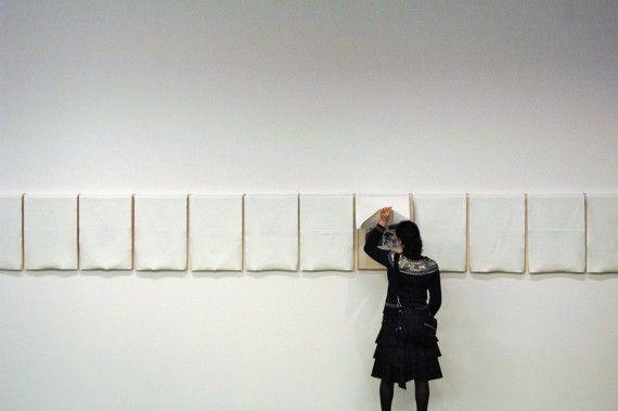 Top 10 Tips to Great Museum Exhibit Design museum-exhibit-image-paintings
