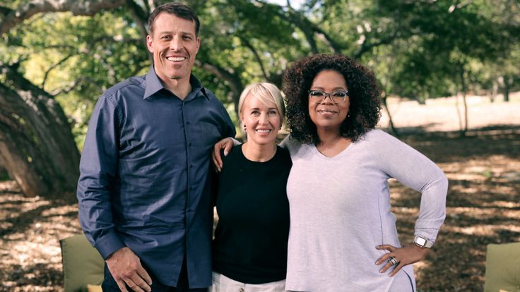 Super Soul Sunday: Tony Robbins - developing the skills to transform one's life.  At 20 min mark - Heart/Mind/Gratitude Exercise to obtain a Beautiful state.