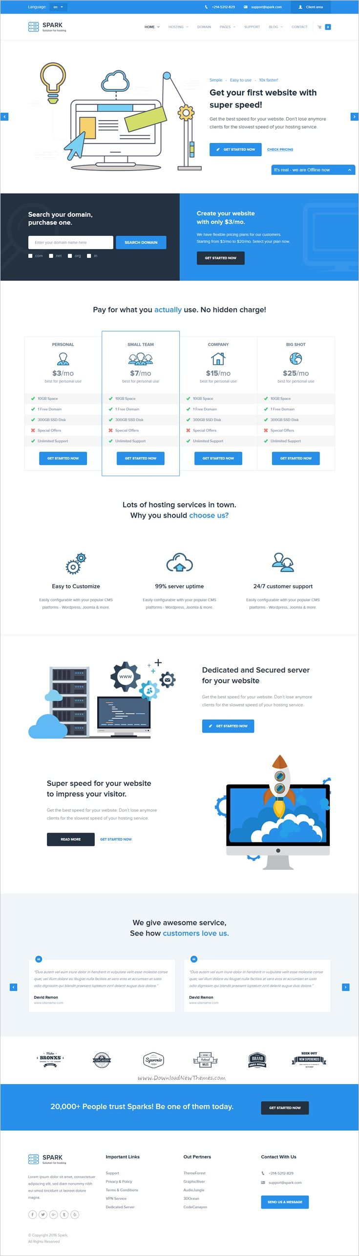 25 best ideas about corporate website design on pinterest With media template hosting