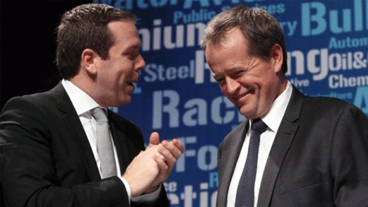 """21 June 2015   Liz Ross Share this article: Grubs: former AWU national secretaries Paul Howes and Bill Shorten """"If you want to know how Bill [Shorten] has got to where he is now, if you had to iden... http://winstonclose.me/2015/07/17/australias-worst-union-and-its-grub-alp-leader-written-by-lis-ross/"""