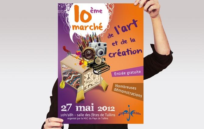 MJC - communication evenementielle par http://www.graphistegrenoble.fr - Yohann Champlong