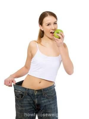 how to eat right and lose weight fast