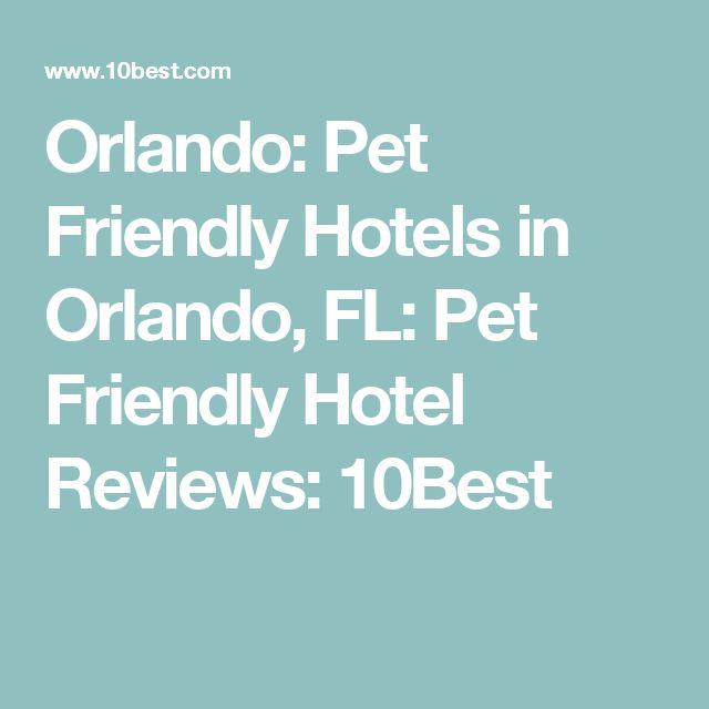 Orlando: Pet Friendly Hotels in Orlando, FL: Pet Friendly Hotel Reviews: 10Best