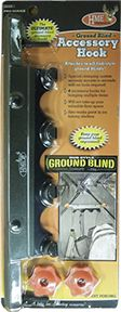 GSM LLC HME Ground Blind Accessory Hooks, EA