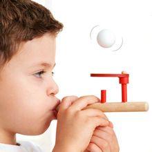 Классическая игрушка с летающим мячом, для детей раннего возраста, деревянная детская головоломка, бесплатная доставка(China (Mainland))