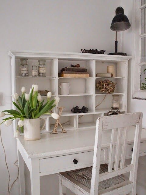 17 Best ideas about Shabby Chic Desk on Pinterest  Home ...
