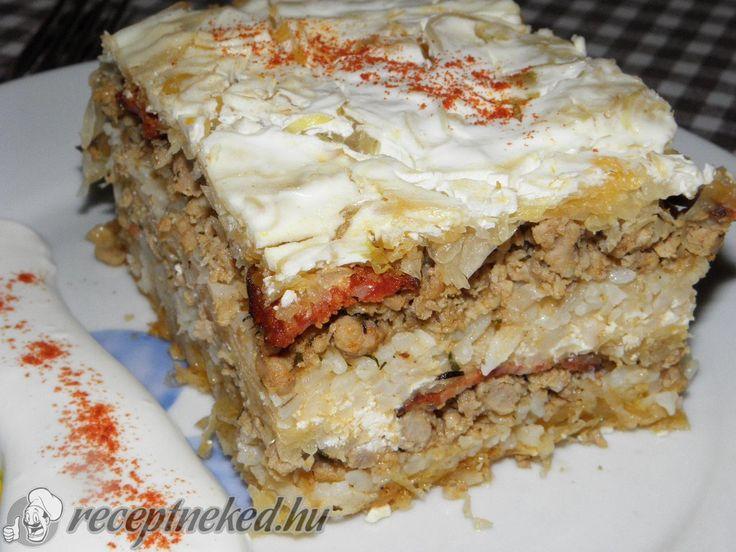 Kipróbált Kolozsvári rakott káposzta recept egyenesen a Receptneked.hu…