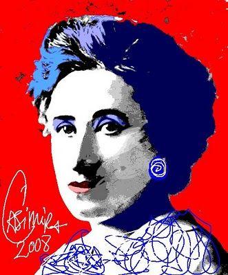"""""""La verità è rivoluzionaria""""  Rosa Luxemburg (1871-1919)  La cosa più rivoluzionaria è affermare a gran voce cosa sta accadendo (Scritti politici)  da #Libertàcomecriticaeconflitto di Pierfranco Pellizzetti"""