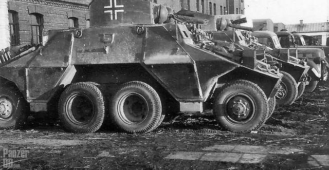 Steyr mittlere Panzerwagen M35 (Steyr ADGZ) | Flickr - Photo Sharing!