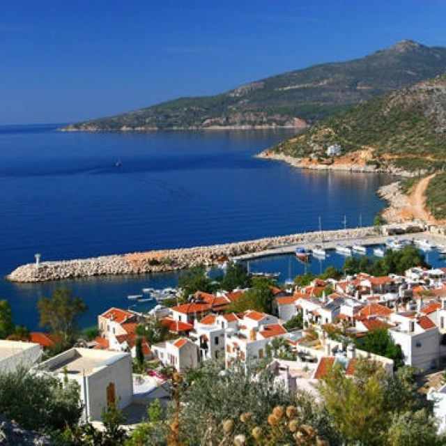 Kalkan, Turkey http://www.theturquoisecollection.com/kalkan-villas/