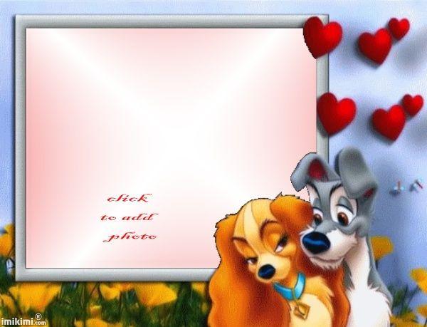 hp disney pfoto frame - Disney Picture Frame