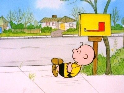 Yet you remain optimistic. | Community Post: 18 Signs You're A Real Life Charlie Brown