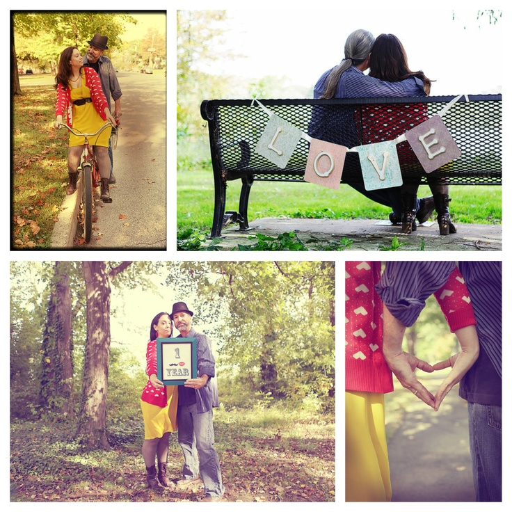 Anniversary picture ideas  LOVE  Could be Engagement too!