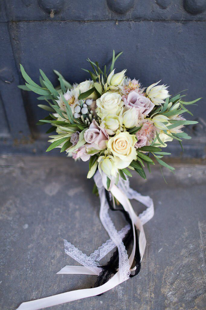 Wedding bouquet. Свадебный букет