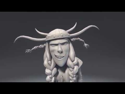 "CGI VFX Showreels HD: ""Modeling Portfolio"" - by Jeff Wagner - YouTube"