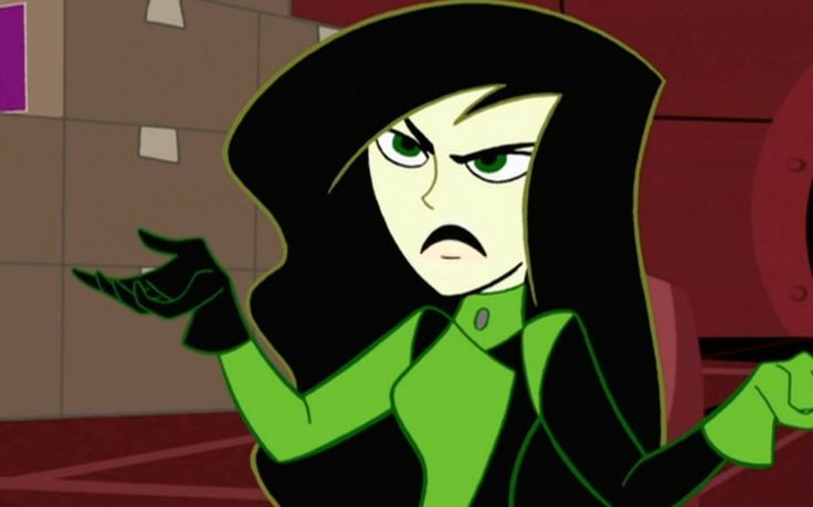Quiz: Which Kim Possible Character Are You?   Quiz   Oh My Disney  i'm Shego